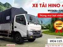 Bán Hino xe tải 2017, màu trắng, nhập khẩu nguyên chiếc
