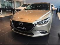 Bán Mazda 3 sedan, màu vàng cát, 2018 khuyến mãi hấp dẫn
