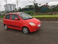 Bán ô tô Chevrolet Spark LT sản xuất năm 2009, màu đỏ số sàn, 118 triệu