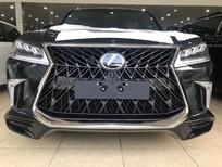 Bán ô tô Lexus LX 570 sản xuất năm 2018, màu đen, xe nhập