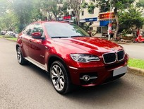 Cần bán lại xe BMW X6 G sản xuất năm 2010, màu đỏ