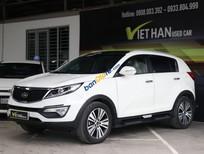 Bán ô tô Kia Sportage 2.0AT năm sản xuất 2015, màu trắng, xe nhập