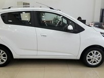 Cần bán xe Chevrolet Spark 1.2L 2018, màu trắng, 299 triệu