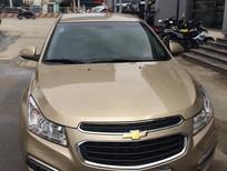 Bán Chevrolet Cruze G sản xuất 2016, màu vàng
