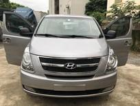 Bán xe Hyundai H-1 Starex sản xuất 2015, màu bạc, nhập khẩu nguyên chiếc