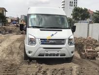 Bán Ford Transit SVP 2018 đủ màu, hỗ trợ trả góp tại Ninh Bình, chỉ với 200tr mang xe về