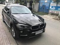 Mình muốn bán BMW X6 2015, đăng ký 2016, máy dầu, nâu cực kỳ sang trọng