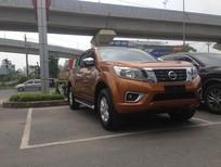 Bán Nissan Navara VL 2.5l đời 2018, màu cam, 2 cầu, xe nhập 100%, giá 771triệu