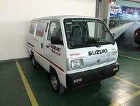 Bán Suzuki Blind Van năm 2018, màu trắng, giá 290tr