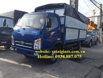 Bán trả góp xe tải Hyundai 2.4 tấn (2t4) thùng dài 4.3m lãi suất tốt