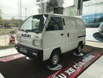 Cần bán xe Suzuki Blind Van sản xuất 2018, màu trắng, giá tốt
