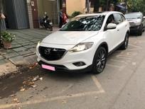 Bán gấp Mazda CX9 2013 nhập Nhật, trắng tinh khôi