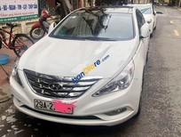 Bán Hyundai Sonata năm sản xuất 2011, màu trắng, xe nhập