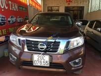 Bán xe Nissan Navara E 2.5 MT 2WD sản xuất 2016, màu nâu