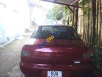 Cần bán Fiat Siena 1.3MT năm 2002, màu đỏ