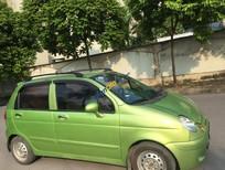 Bán Daewoo Matiz sản xuất 2008, màu xanh, giá tốt