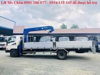 Bán xe tải Hyundai HD 120SL động cơ mạnh mẽ, tiết kiệm nhiên liệu, giá cạnh tranh, trả góp 70%