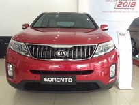Cần bán xe Kia Sorento 2.4 GAT năm sản xuất 2019, màu đỏ, giá tốt