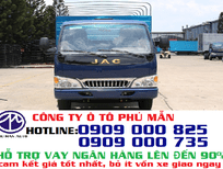 Bán xe tải nhẹ Jac 2 tấn 4, giá rẻ thị trường