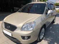 Thanh lí xe Kia Carens 2011 số tự động, bản 2.0,màu vàng cát