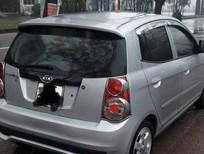 Xe Kia Morning EX đời 2009, màu bạc