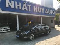 Bán xe Hyundai Sonata 2.0AT năm sản xuất 2014, màu đen, nhập khẩu