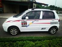 Xe Daewoo Matiz SE sản xuất 2004, màu trắng bán rẻ