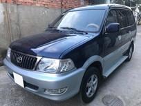 Cần bán xe Toyota Zace 2005 GL xịn. Xe đẹp từ trong ra ngoài