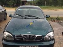 Bán ô tô Daewoo Lanos đời 2004 màu xanh, xe nhập