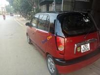 Bán ô tô Kia Visto 0.8 AT năm 2004, màu đỏ, nhập khẩu số tự động