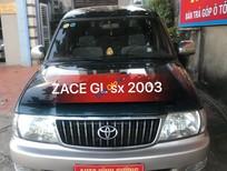 Bán Toyota Zace 1.8GL sản xuất 2003, chính chủ