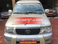Vĩnh Cường Auto bán Toyota Zace 1.8GL Limited sản xuất năm 2004, vàng cát
