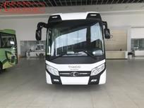 Bán xe khách 29 chỗ bầu hơi, phanh ABS, tiêu chuẩn khí thải Euro 4 của Thaco Trường Hải 0938904865