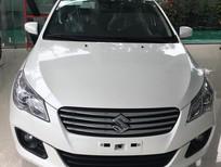 Cần bán Suzuki Ciaz sản xuất năm 2018, màu trắng, nhập khẩu
