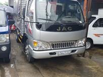 Cần bán gấp xe tải Jac 2t4 mới 100%, trả trước 50tr có xe, bao giá trên thị trường