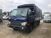 Bán Hyundai HD700 7 tấn thùng 5 mét, Hyundai HD700 thùng mui bạt