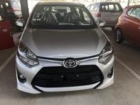 Bán Toyota Wigo 1.3MT 2019, xe nhập, bán trả góp 85%, thanh toán 100 tr nhận xe