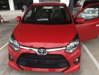 Bán Toyota Wigo 1.2MT 2018, màu đỏ, nhập khẩu chính hãng