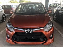 Bán xe Toyota Wigo 1.2MT năm sản xuất 2019, màu đỏ, nhập khẩu nguyên chiếc