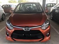 Cần bán xe Toyota Wigo 1.2MT năm sản xuất 2019, màu đỏ, nhập khẩu nguyên chiếc