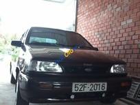 Bán xe Kia Pride đời 1996, màu đỏ, nhập khẩu, xe tốt