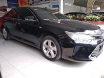Bán xe Camry 2.5Q sản xuất 2016, màu đen