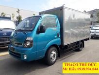 Bán xe tải 2T4 Kia K250, thùng kín
