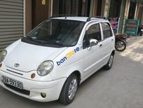 Cần bán lại xe Daewoo Matiz năm sản xuất 2007, màu trắng, 70 triệu