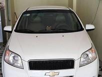 Cần bán gấp Chevrolet Aveo đời 2017, số sàn, màu trắng