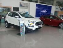 Cần bán Ford EcoSport Trend sản xuất năm 2018, màu trắng, giá tốt