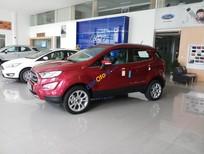 Cần bán Ford EcoSport Titanium năm 2018, màu đỏ