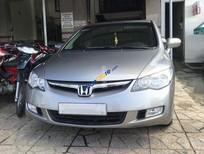 Cần bán gấp Honda Civic 2.0 AT năm 2008, màu bạc, 385 triệu