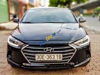Bán ô tô Hyundai Elantra 1.6 AT năm 2016, màu đen, 610 triệu