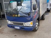 Chuyên bán xe tải Jac 2T4 2017, ga cơ dễ sử dụng, trả trước 50tr nhận xe ngay